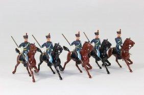Britains Set #217 Argentine Cavalry Lancers