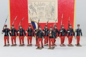 Cbg Mignot French Infantry Of The Line