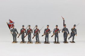 Cbg Mignot Confederate Infantry