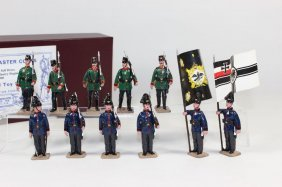 Quartermaster Corps Wwi Prussians 1900