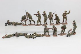 Quartermaster Corps Wwi British Wounded Fighting
