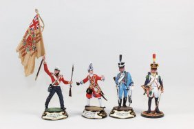 Stadden Military Miniatures 1st Regt. Of Foot