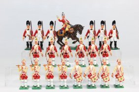 Warwick Miniatures Revolutionary War