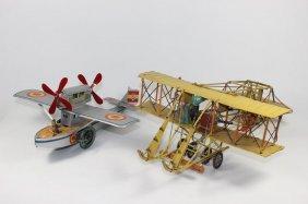 Paya Amphibious Airplane Wright Flyer