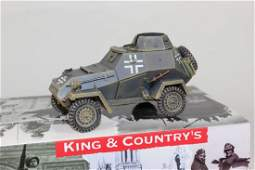 King And Country Wheels And Tracks