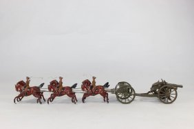 Britains Set #1339 Royal Horse Artillery