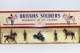 Britains Set #1907 British Army