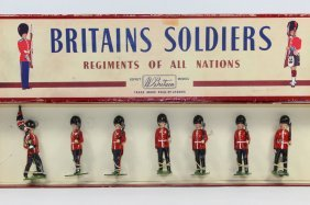 Britains Set #82 Scots Guard