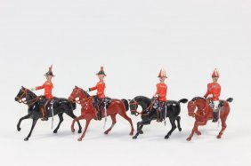 Britains Set #201 Officers Of The General Staff