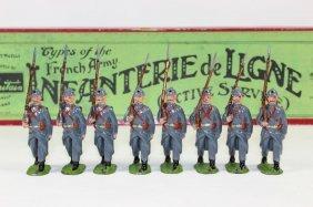 Britains Set #192 Infanterie De Ligne