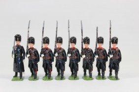 Britains Set #2009 Belgian Grenadiers Winter Dress