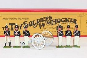 William Hocker Set #277 Us Artillery 1813