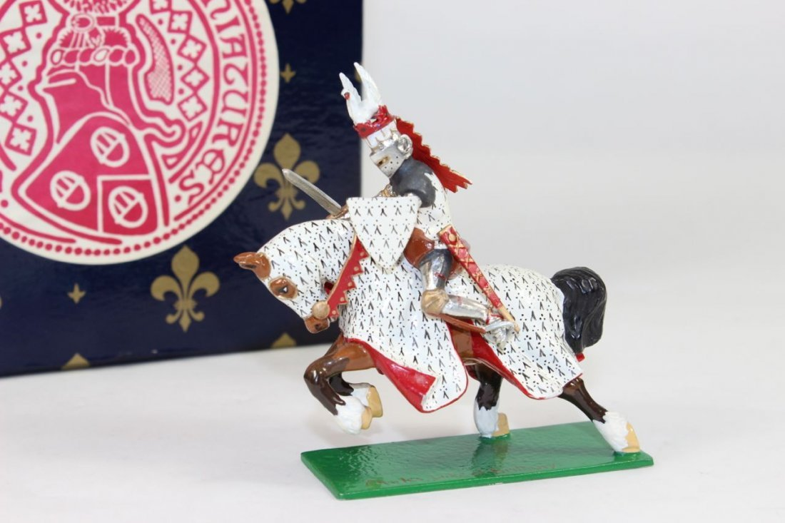 Greenhill Miniatures H2 Charles Duke of Brittany