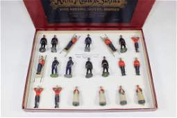 Britains Set 137 Types of the British Army