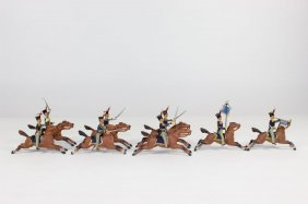 Heyde Napoleonic French Cavalry
