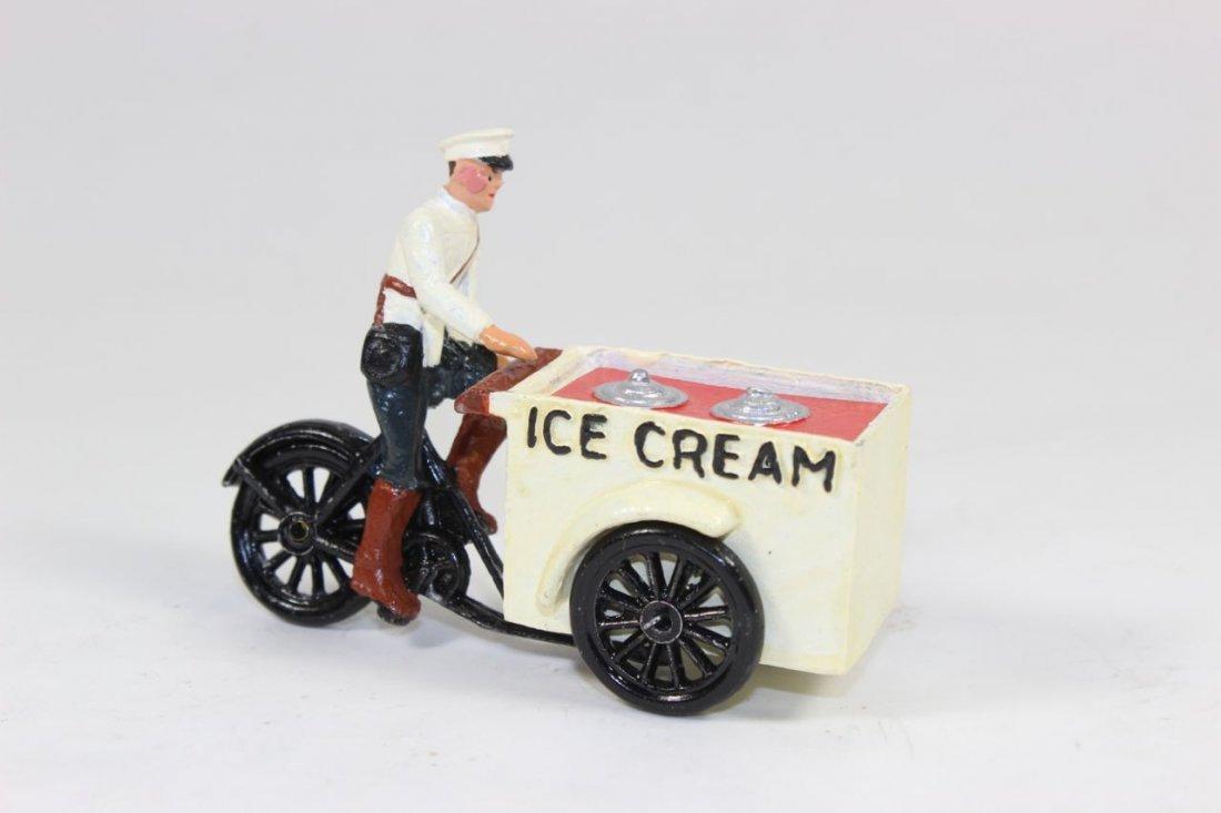 Morestone Ice Cream Vendor On Bicycle