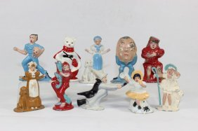 Tommy Toy Nursery Rhyme Figures
