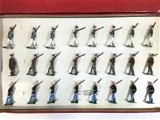 Britains Set 232 US Infantry Marines  Cadets