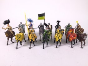 Timpo Knights Of Ivanhoe And King Arthur