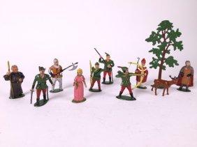 Rare Benbros Robin Hood And His Merrymen