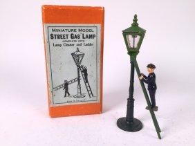 Johillco Street Gas Lamp