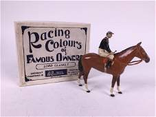 Britains Racing Colours Lord Glanely