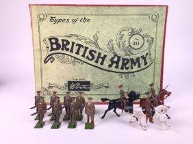 Britains Set #311 Territorial Display