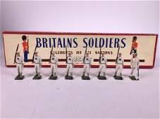 Britains Set 1253 US Sailor White Jackets