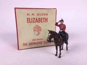 Britains Set #2065 Queen Elizabeth Ii