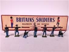 Britains Set 2059 Union Infantry