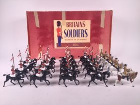 Britains Set #2085 Household Musical Ride