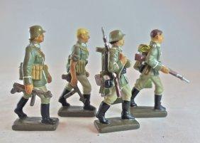 Krock Combat Group 4 German Soldiers