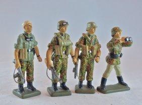 Krock 4 Waffen Ss In Camo Uniforms