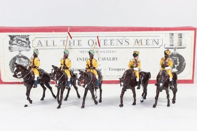 All The Queens Men Indian Cavalry