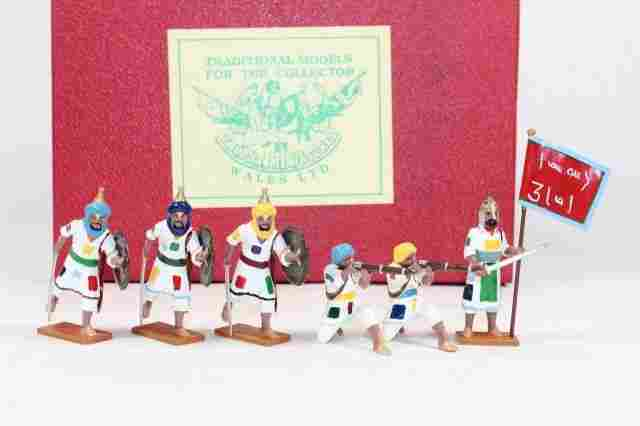 Trophy Miniatures Egypt And The Sudan