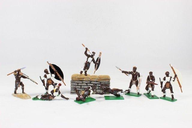 Trophy Miniatures Zulu Wars