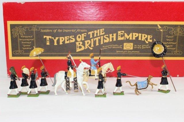 Wm Hocker Types Of The Imperial Durbar