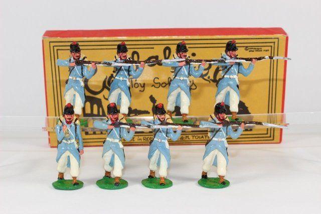 Garibaldi And Company Italian Infantry