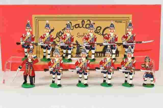Garibaldi And Company Revolutionary War