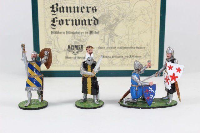 Alymer Banner Forward Knights
