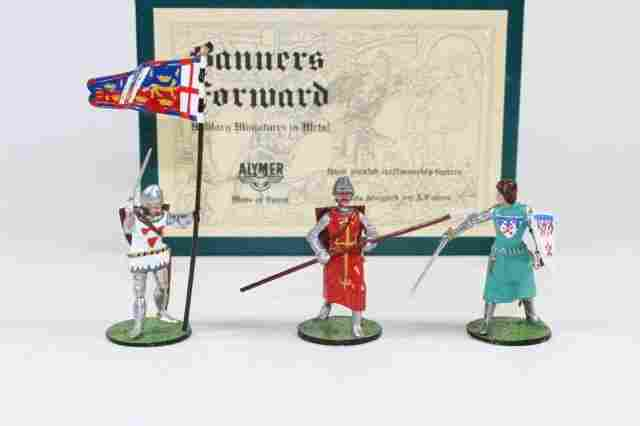Alymer Banners Forward Knights