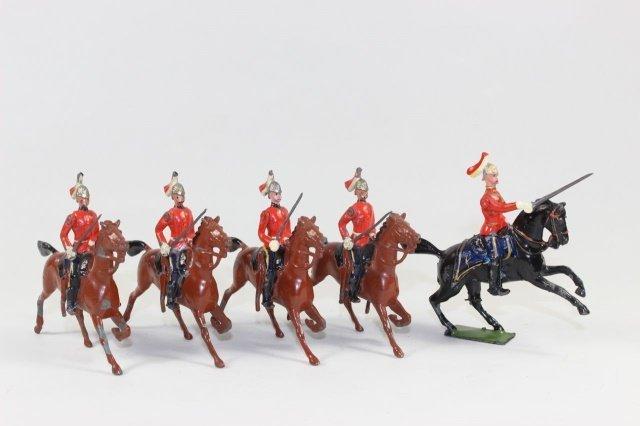 Britains #3 5th Dragoon Guards