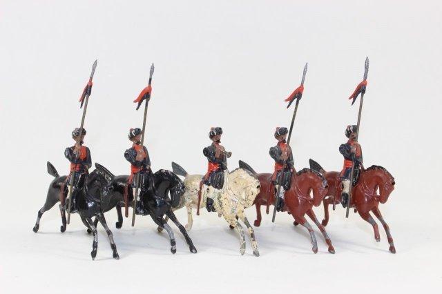 Britains #46 10th Bengal Lancers