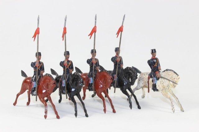 Britains #71 Turkish Cavalry