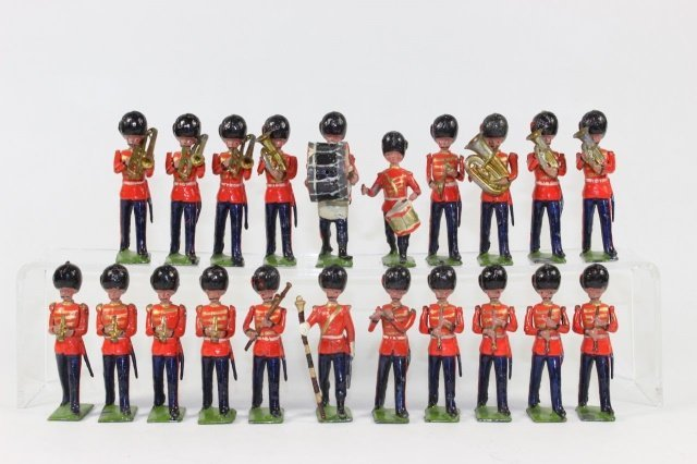 Britains #37 Coldstream Guard Band
