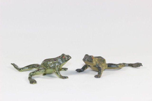 Britains #483B Garden Series Frogs