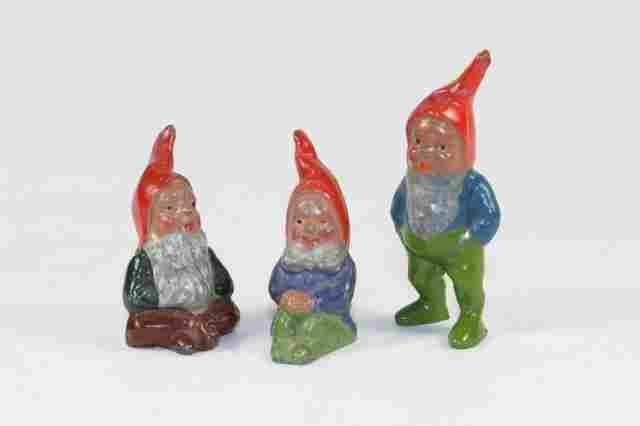 Britains Garden Gnomes Small Series