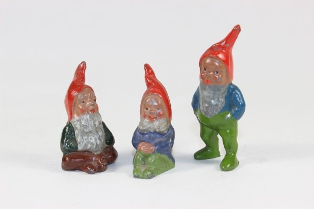 Britains Garden Gnomes Small Series