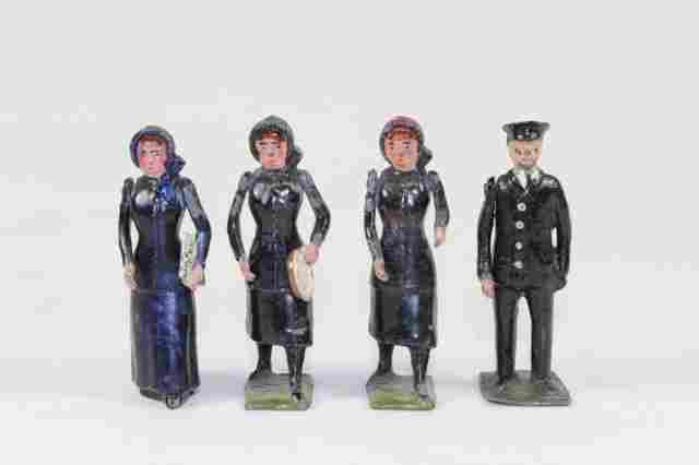 Britains From #14 Salvation Army