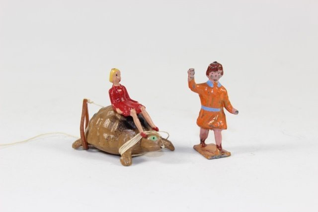 Barrett And Sons Giant Turtle Ride